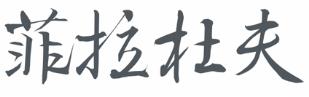 菲拉杜夫-深圳商标注册